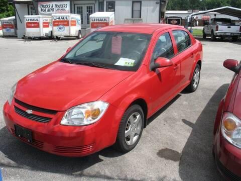 2008 Chevrolet Cobalt for sale at RACEN AUTO SALES LLC in Buckhannon WV