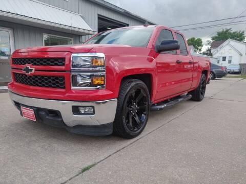 2015 Chevrolet Silverado 1500 for sale at Habhab's Auto Sports & Imports in Cedar Rapids IA