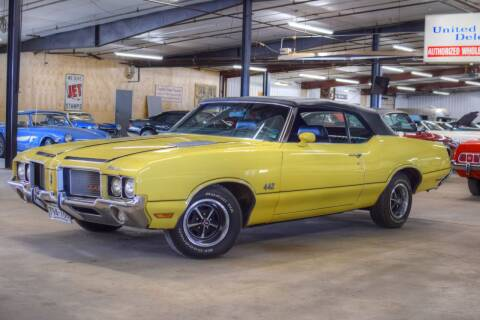 1972 Oldsmobile 442 for sale at Hooked On Classics in Watertown MN