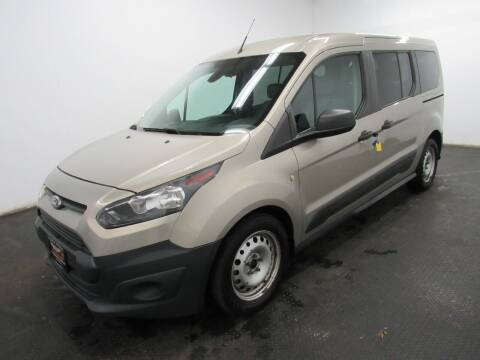 2014 Ford Transit Connect Wagon for sale at Automotive Connection in Fairfield OH
