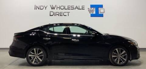 2020 Nissan Maxima for sale at Indy Wholesale Direct in Carmel IN