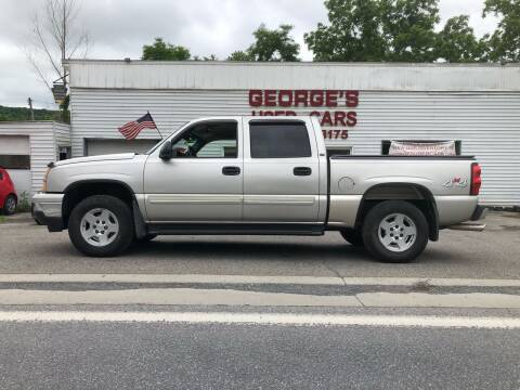 2006 Chevrolet Silverado 1500 for sale at George's Used Cars Inc in Orbisonia PA