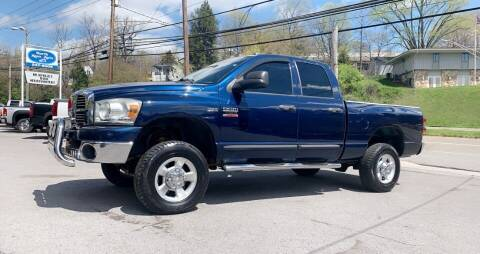 2007 Dodge Ram Pickup 2500 for sale at North Knox Auto LLC in Knoxville TN