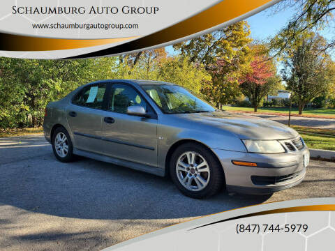 2005 Saab 9-3 for sale at Schaumburg Auto Group in Schaumburg IL