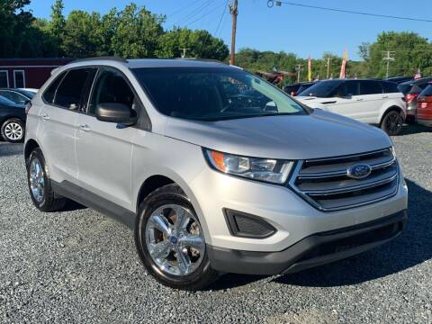 2015 Ford Edge for sale at A&M Auto Sales in Edgewood MD