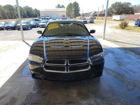 2013 Dodge Charger for sale at Auto Guarantee, LLC in Eunice LA