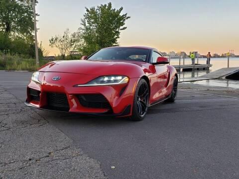 2020 Toyota GR Supra for sale at Super Trooper Motors in Madison WI
