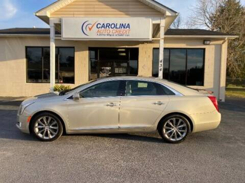 2013 Cadillac XTS for sale at Carolina Auto Credit in Youngsville NC