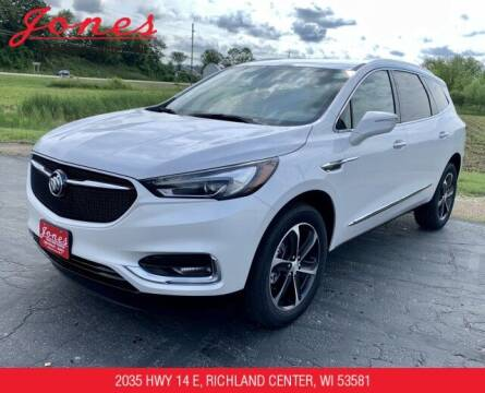 2021 Buick Enclave for sale at Jones Chevrolet Buick Cadillac in Richland Center WI
