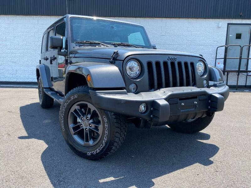 2018 Jeep Wrangler JK Unlimited for sale in Springfield, IL