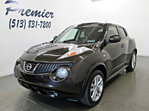 2011 Nissan JUKE for sale at Premier Automotive Group in Milford OH