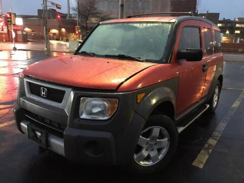 2003 Honda Element for sale at Your Car Source in Kenosha WI