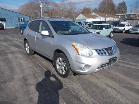 2011 Nissan Rogue for sale at MATTESON MOTORS in Raynham MA