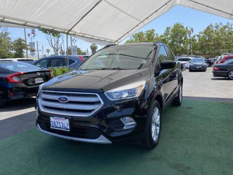 2018 Ford Escape for sale at San Jose Auto Outlet in San Jose CA