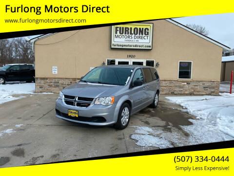 2014 Dodge Grand Caravan for sale at Furlong Motors Direct in Faribault MN