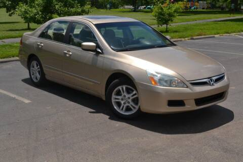 2006 Honda Accord for sale at GLADSTONE AUTO SALES    GUARANTEED CREDIT APPROVAL in Gladstone MO