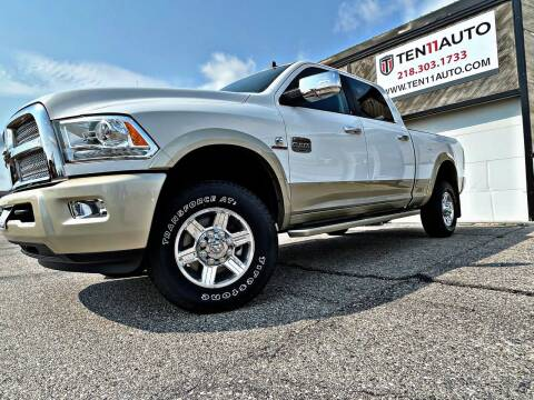 2013 RAM Ram Pickup 2500 for sale at Ten 11 Auto LLC in Dilworth MN