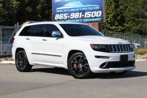 2014 Jeep Grand Cherokee for sale at Skyline Motors in Louisville TN