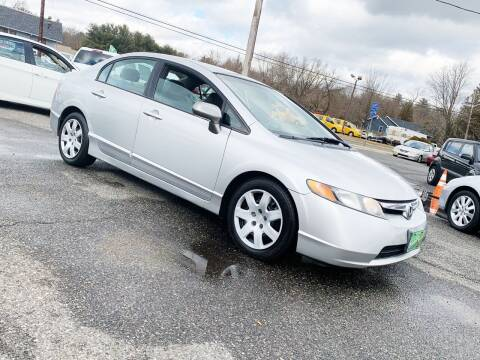 2006 Honda Civic for sale at New Wave Auto of Vineland in Vineland NJ