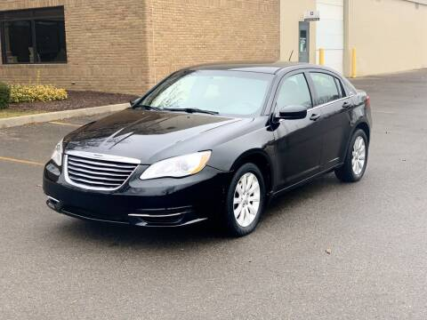2013 Chrysler 200 for sale at A & R Auto Sale in Sterling Heights MI