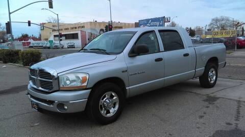 2006 Dodge Ram Pickup 1500 for sale at Larry's Auto Sales Inc. in Fresno CA