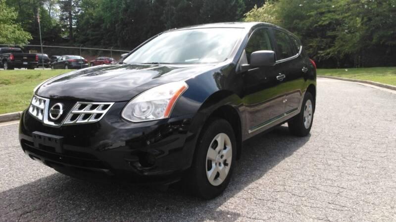 2011 Nissan Rogue for sale at Final Auto in Alpharetta GA