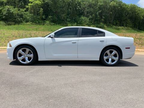 2012 Dodge Charger for sale at Tennessee Valley Wholesale Autos LLC in Huntsville AL