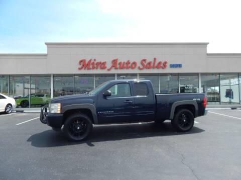 2008 Chevrolet Silverado 1500 for sale at Mira Auto Sales in Dayton OH
