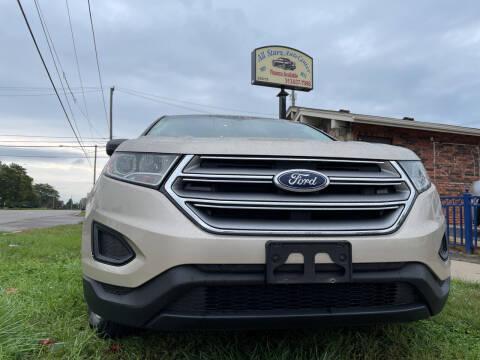 2018 Ford Edge for sale at All Starz Auto Center Inc in Redford MI