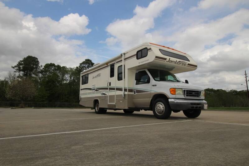 2005 Fleetwood Jamboree 26q for sale at Texas Best RV in Humble TX