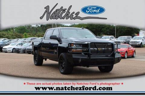 2017 Chevrolet Silverado 1500 for sale at Auto Group South - Natchez Ford Lincoln in Natchez MS