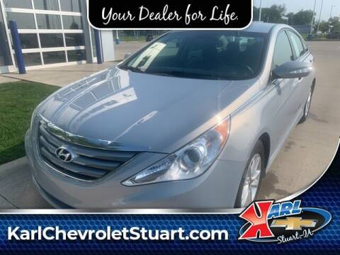 2014 Hyundai Sonata for sale at Karl Pre-Owned in Glidden IA