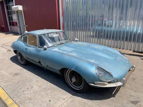 1966 Jaguar XKE for sale at Gullwing Motor Cars Inc in Astoria NY