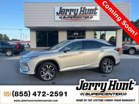 2020 Lexus RX 350 for sale at Jerry Hunt Supercenter in Lexington NC