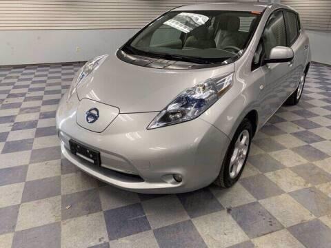 2012 Nissan LEAF for sale at Mirak Hyundai in Arlington MA