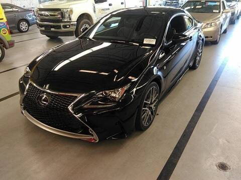 2015 Lexus RC 350 for sale at Music City Rides in Nashville TN
