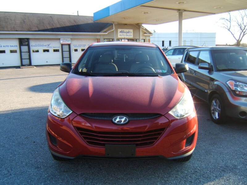 2013 Hyundai Tucson for sale at Albrights Auto Sales in Allentown PA