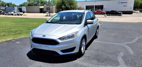 2016 Ford Focus for sale at Image Auto Sales in Dallas TX