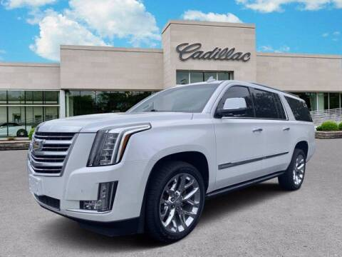 2016 Cadillac Escalade ESV for sale at Uftring Weston Pre-Owned Center in Peoria IL