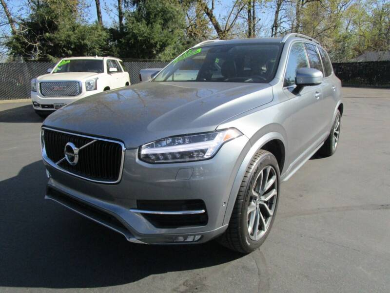 2017 Volvo XC90 for sale at LULAY'S CAR CONNECTION in Salem OR