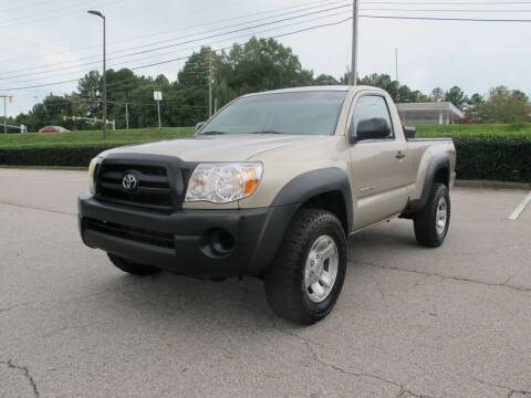 2007 Toyota Tacoma for sale at Best Import Auto Sales Inc. in Raleigh NC