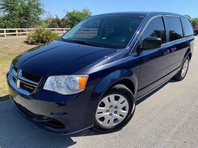 2014 Dodge Grand Caravan for sale at Deerfield Automall in Deerfield Beach FL
