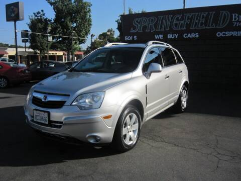 2008 Saturn Vue for sale at SPRINGFIELD BROTHERS LLC in Fullerton CA