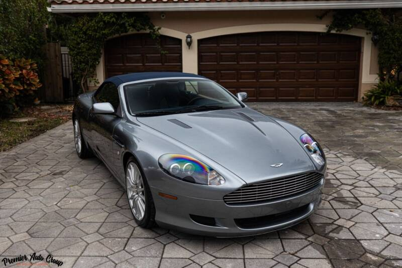 2006 Aston Martin DB9 for sale at Premier Auto Group of South Florida in Wellington FL