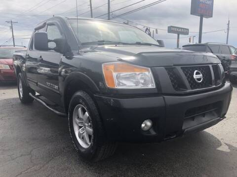 2012 Nissan Titan for sale at Instant Auto Sales in Chillicothe OH