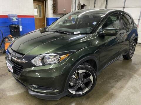 2018 Honda HR-V for sale at Sonias Auto Sales in Worcester MA