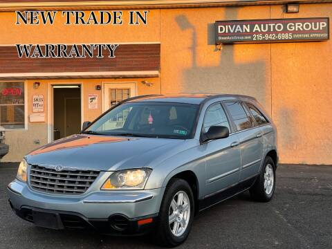 2006 Chrysler Pacifica for sale at Divan Auto Group in Feasterville PA