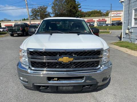 2012 Chevrolet Silverado 2500HD for sale at Fuentes Brothers Auto Sales in Jessup MD