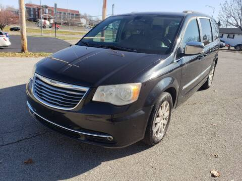 2011 Chrysler Town and Country for sale at Auto Hub in Grandview MO