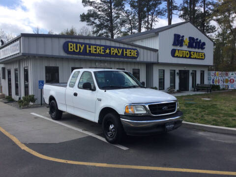 2003 Ford F-150 for sale at Bi Rite Auto Sales in Seaford DE